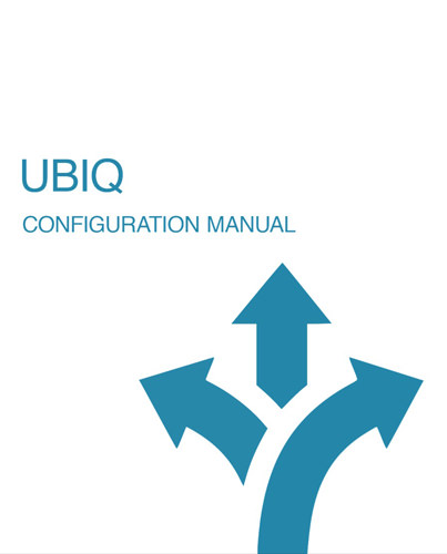 Configuration Manual