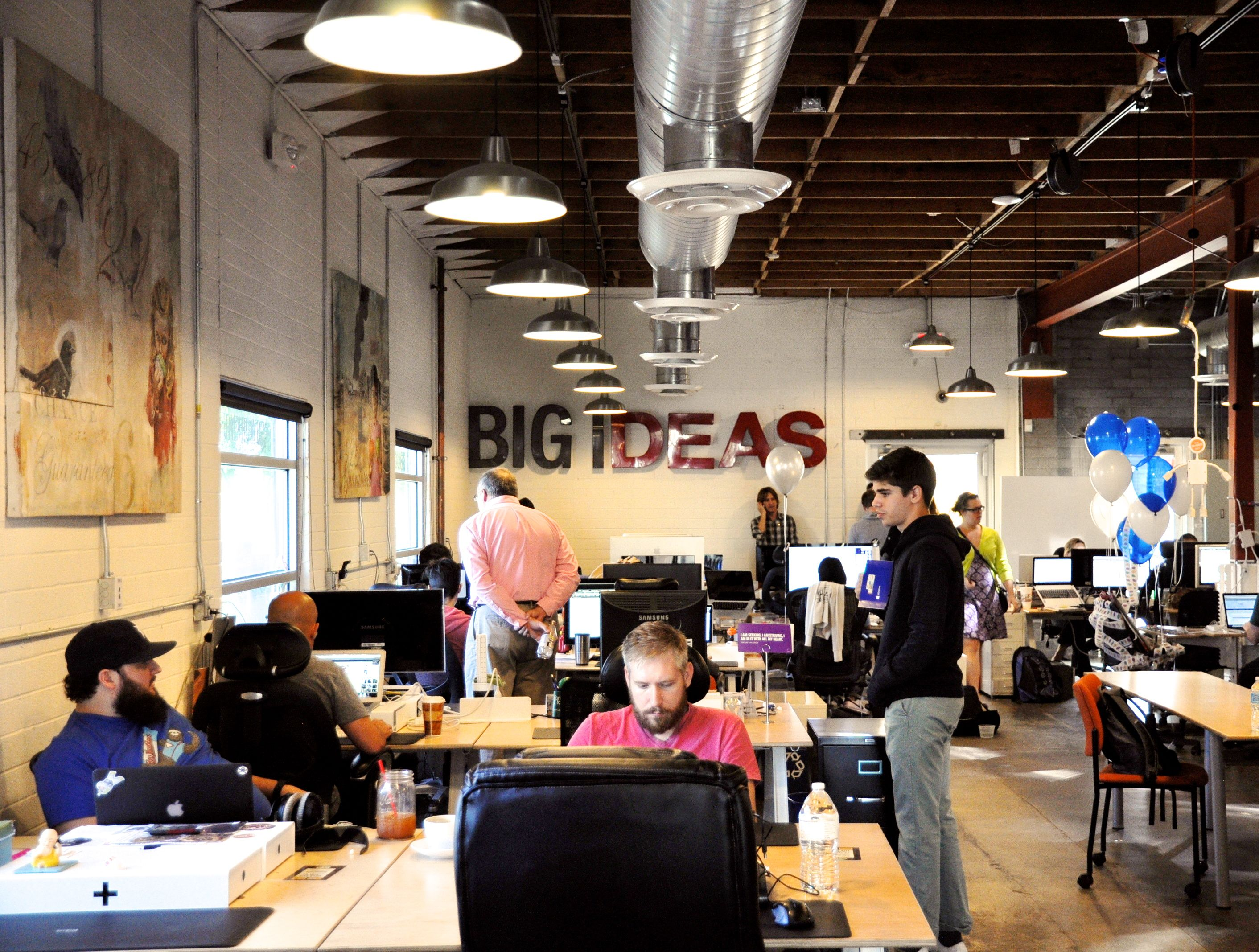 Top 10 co working spaces in the world for Space and co
