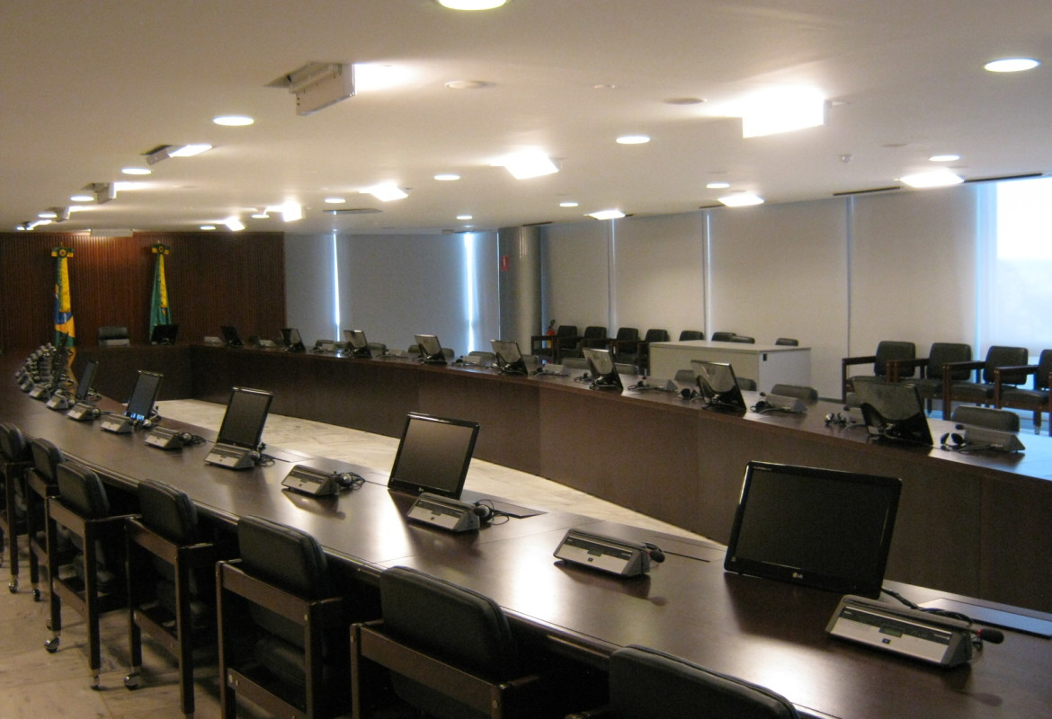 A professional-looking meeting room setup can elevate your business