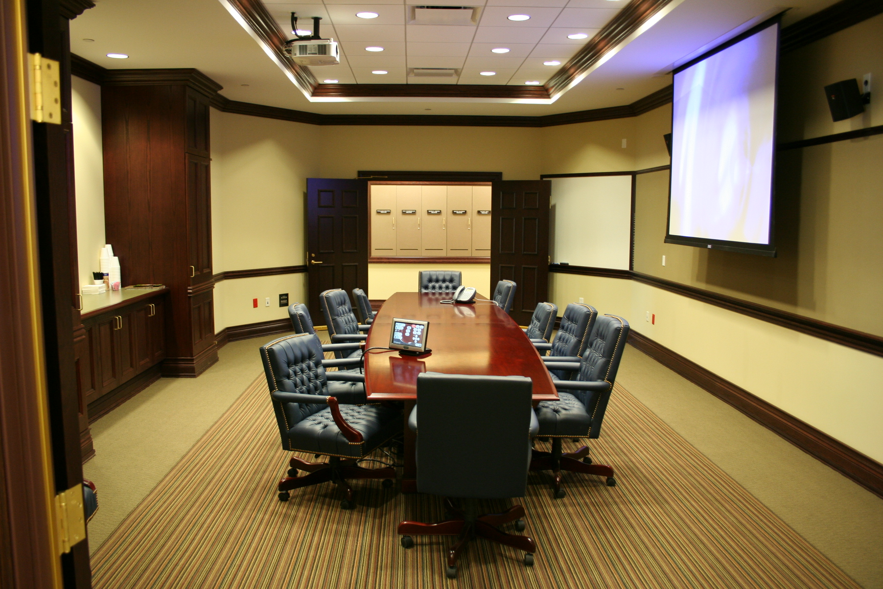 meeting room of the - photo #22