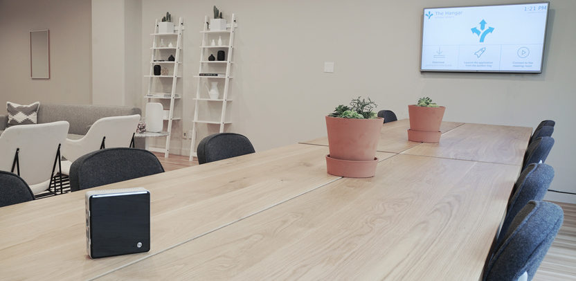 No list of conference room AV products is complete without a wireless presentation solution.