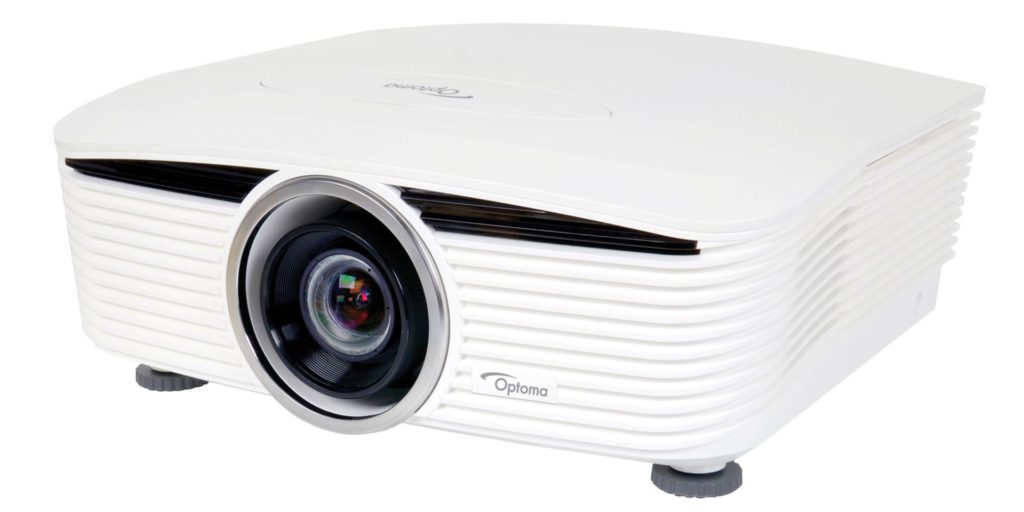 Optoma EH505 Projector conference room