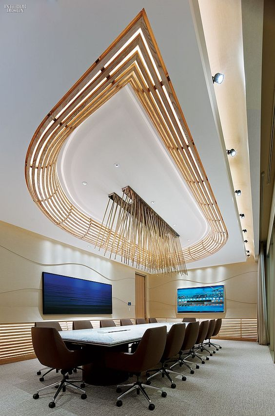 Conference Room Design: 10 Examples Worth Studying | Ubiq