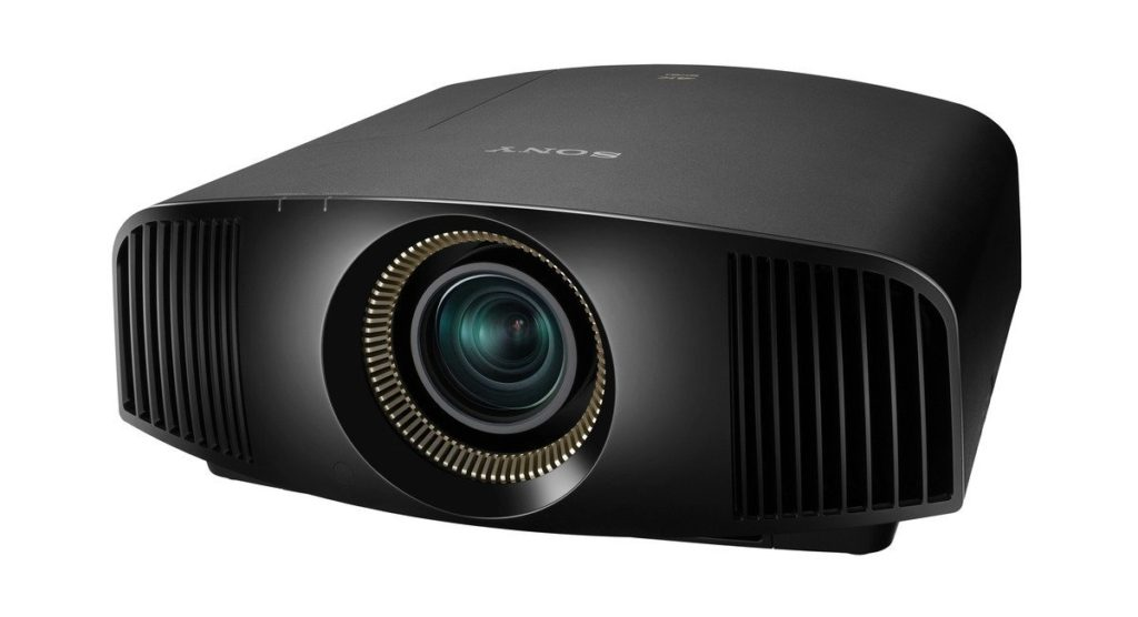 Sony VPL-VW1100ES Native 4K 3D SXRD conference room projector