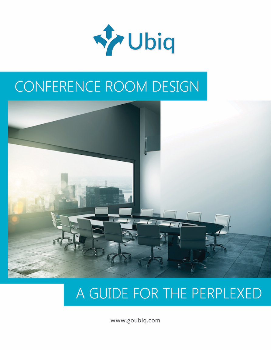 Conference Room Design: A guide for the perplexed
